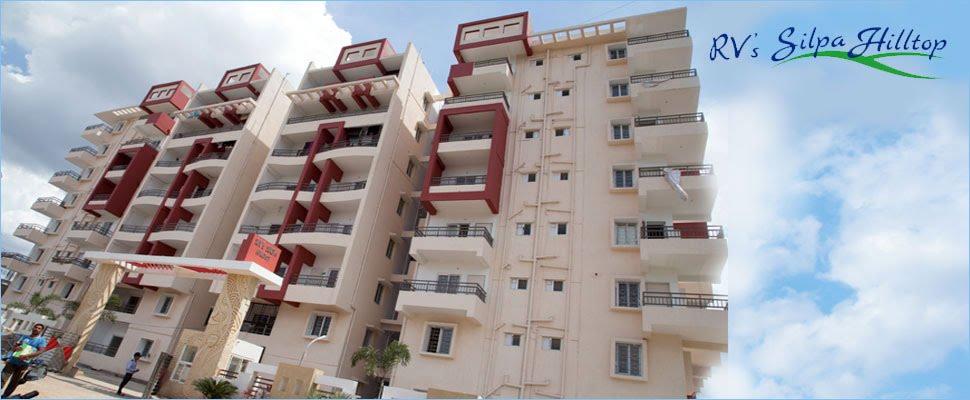 Silpa Hilltop, Gachibowli, Hyderabad