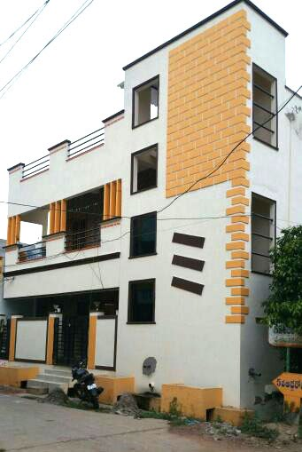 Houses and Villas in Vijayawada - FURNISHED INDEPENDENT HOUSE, Prakash Nagar