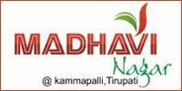 Plots in Tirupati - MADHAVI NAGAR, Kammapalli, R.C. Puram Mandal, Tirupati